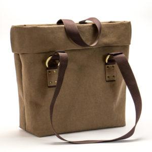 Shopper bag – torba na zakupy, chokolate